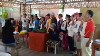 Farmers' Oath-taking as they join OFW para sa Magsasaka