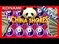 JACKPOT! HAND PAY! China Shores MASSIVE SLOT MACHINE BONUS!