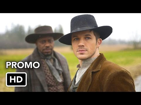 """Timeless 1x12 Promo """"The Murder of Jesse James"""" (HD)"""