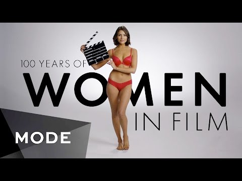100 Years of Women in Film in 3 Minutes