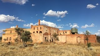 Murchison Australia  city photos gallery : Part 1 Murchison/Gold Fields Ghost town and Ghost mine tour 2015