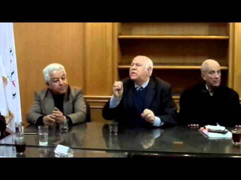ياسر ابوسيدو رئيس القوى الوطنية يؤكد على ان ما اخذ بالقوة لا يسترد الا بالقوة