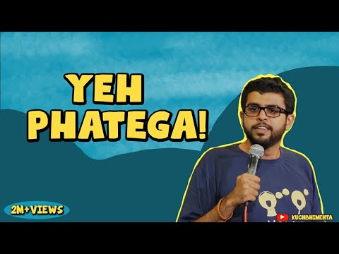 Anxiety & Airports | Stand Up Comedy by Aakash Mehta - Thời lượng: 7 phút, 56 giây.