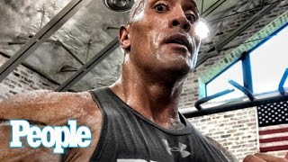 Video Dwayne 'The Rock' Johnson Reveals The Workouts That Make Him So Sexy | SMA 2016 | People MP3, 3GP, MP4, WEBM, AVI, FLV September 2018