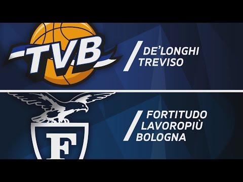 Serie A 2020-21: Treviso-Fortitudo Bologna, gli highlights
