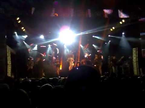 Show de banda Calypso em Almas Tocantins 01