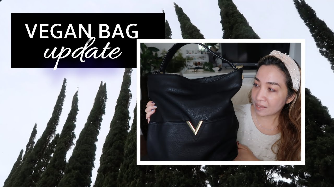 VEGAN BAG Update Labante London and a BED Weather | HawaiiLife  | VeganLife