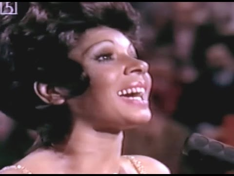 Shirley Bassey – On A Clear Day You Can See Forever (1973 TV Special)