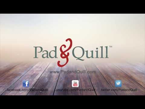 The Luxury Briefcase by Pad & Quill Video