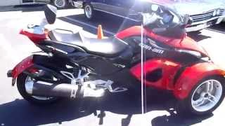 7. 2008 Can Am Spyder RS SE5