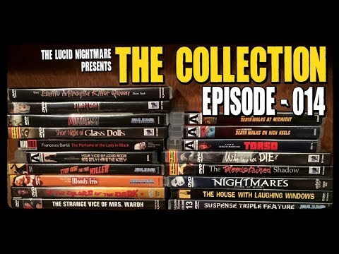 The Lucid Nightmare - The Collection - Episode 014 - Giallo