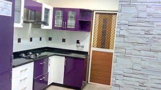 Modular Kitchen Design Simple and Beautiful