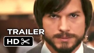 Nonton Jobs Official Trailer #2 (2013) - Ashton Kutcher Movie HD Film Subtitle Indonesia Streaming Movie Download