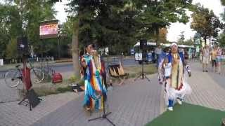 Hajduszoboszlo Hungary  City pictures : Indian music Hajdúszoboszló 2015 Július 18. Hungary