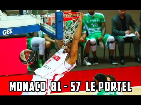 Pro A — Monaco 81 - 57 Le Portel — Highlights