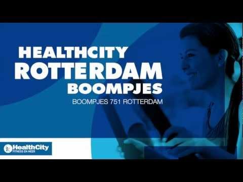 Welkom bij HealthCity Rotterdam Boompjes