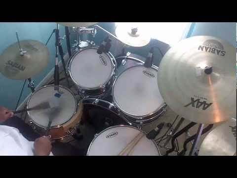 Pastor Charles Jenkins Presents Fellowship Chicago Live - Awesome (Drum Cover)