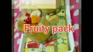 Vvery tasty healthy yummyyyyyy delicious fruity pack wow 😍😍👌👌👌👌
