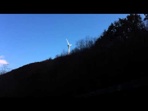 Wind Power in Coal Country