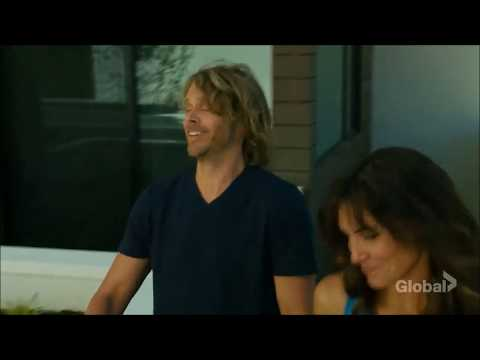 NCIS: Los Angeles 10x02 Best Densi Scenes (Bachelor Party)