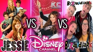 Jessie , KC Undercover , Bizaardvark Musical.ly  Disney Chann...