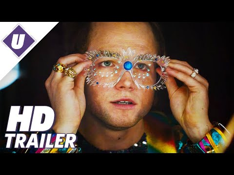 Rocketman (2019) - Official Trailer | Taron Egerton