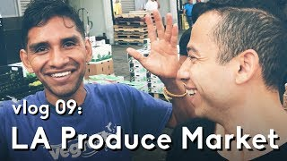 Los Angeles Produce Market and Climbing | Vlog 09 by  rockentry