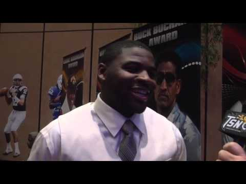 Terrance West Interview 1/9/2012 video.