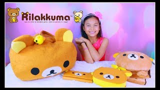 Rilakkuma Back to school Haul school supplies CUTENESS TIana Hearts.Thanks to our friends at Rilakkuma for sending us these.❤❤❤Social Media❤❤❤♥ Please Subscribe! https://www.youtube.com/c/tianahearts♥ My Twitter: http://twitter.com/TianaHearts♥ My Instagram: http://instagram.com/TianaHearts~~~~~~~~~~~~~~~~~~~~~~~~~~~~~~~~~~~~~~~~~~~~Hi!! Welcome to my channel, my name is Tiana (TT). Mommy and I make videos on stuff that we love and enjoying doing. Here you will find DIY's, toy reviews, vlogs, playing with toys etc..This Channel is family and kid friendly :) Please don't forget to subscribe so you'll know when a new video is posted. If you have any video suggestions let me know :) Thank you for your support  xoxox Tiana & Mommy HeartsToy in other Languages: खिलौने, brinquedos, ของเล่น, اللعب, igračke, đồ chơi, oyuncaklar, leksaker, juguetes, играчке, игрушки, jucării, тоглоом, leker, اسباب بازی, zabawki, 장난감, トイズ, giocattoli, mainan, játékok, צעצועים, Hračky, legetøj, speelgoed, laruan, jouets, Spielzeug, ΠαιχνίδιαMusic is Royalty Free : https://www.audioblocks.com/stock-audio/kids-having-fun.htmlhttp://www.bensound.com/royalty-free-musicKlonkey DonkeyThe Happy SongCuriousArtist: Nicolai Heidlas