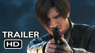 Nonton Resident Evil: Vendetta Official Trailer #1 (2017) Animated Movie HD Film Subtitle Indonesia Streaming Movie Download