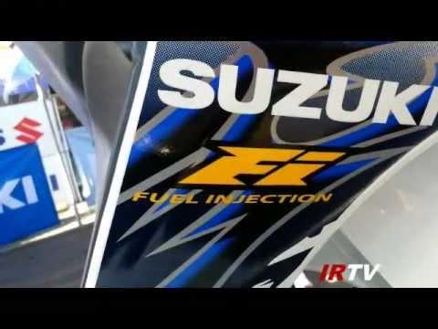 2013 Suzuki Hayate125 FI Walkaround