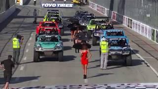 2018 Long Beach - Stadium SUPER Trucks - CBS Sports Network