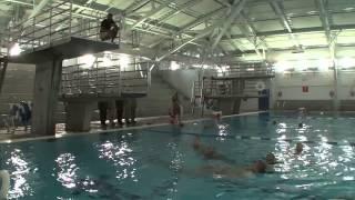 U.S. Marine Corps Recruit Swim Qualification