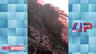 Devastador incendio en el Nevado del Cocuy