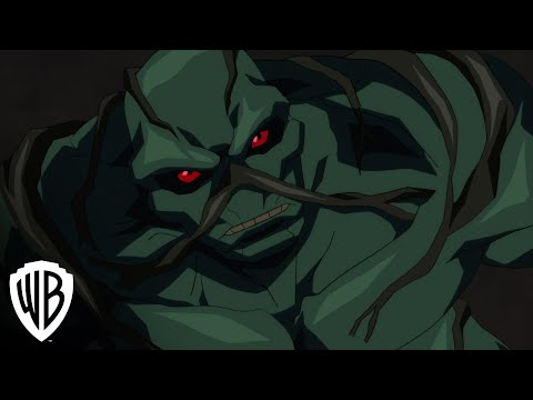 Justice League Dark (Clip 'Swamp Thing')