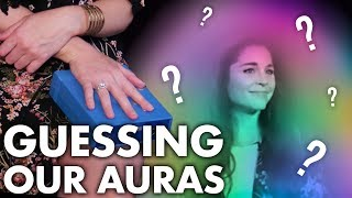 Getting Our Auras Photographed & Explained! (Beauty Trippin) by Clevver Style