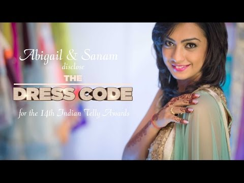 Abigail & Sanam disclose 'The Dress Code' for 14th