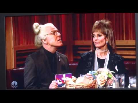 """""""Maya & Marty Show'- MANNERS AT TABLE PART 2"""