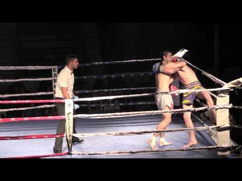 Velada Anaitasuna Adrian-Eneko (3º asalto)