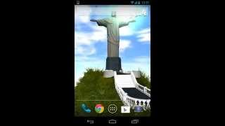 Brazil 2014 livewallpaper 3dhd YouTube video