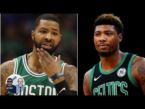 Video: Smart, Morris are keys to Celtics' win streak - Amin Elhassan   Jalen & Jacoby