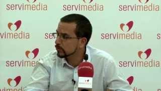 """Vídeo Podemos pide al Gobierno no legislar """"a golpe de sucesos"""" tras la muerte del profesor de Barcelona"""