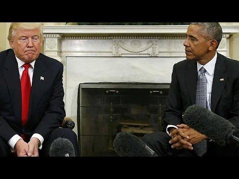 Σε διαφορετικό μήκος κύματος τα «συλλυπητήρια» Ομπάμα – Τραμπ για τον Φιντέλ