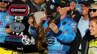 Winner's Weekend: Kevin Harvick - Loudon - 'NASCAR Race Hub' by FOX Sports