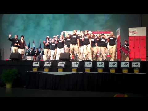 Sullivan HIgh School's 2010 Beta Club National Convention 5th place skit- Olivia's Network