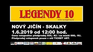 Video Legendy 10 - upoutávka na hudební festival