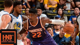 Golden State Warriors vs Phoenix Suns 1st Half Highlights | 10.08.2018, NBA Preseason