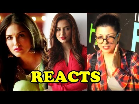 Sana Khan REACTS On Hard Kaur Abusing Sunny Leone!