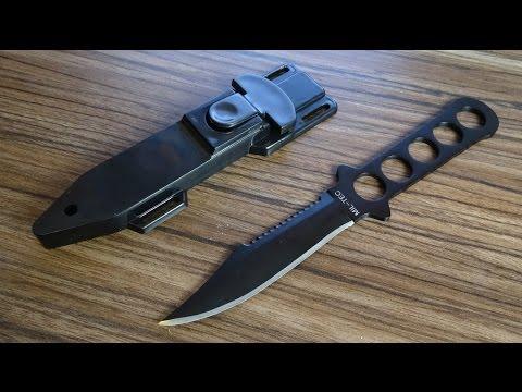 Taucher Messer 'Stainless' von Mil-Tec