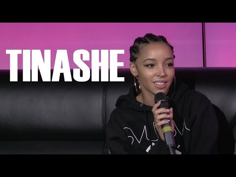 Tinashe On Grabbing Nicki's Cheeks +  Crazy DMs